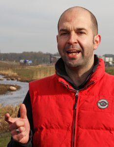 PvdAer in bestuur waterschap, Mark Tuit