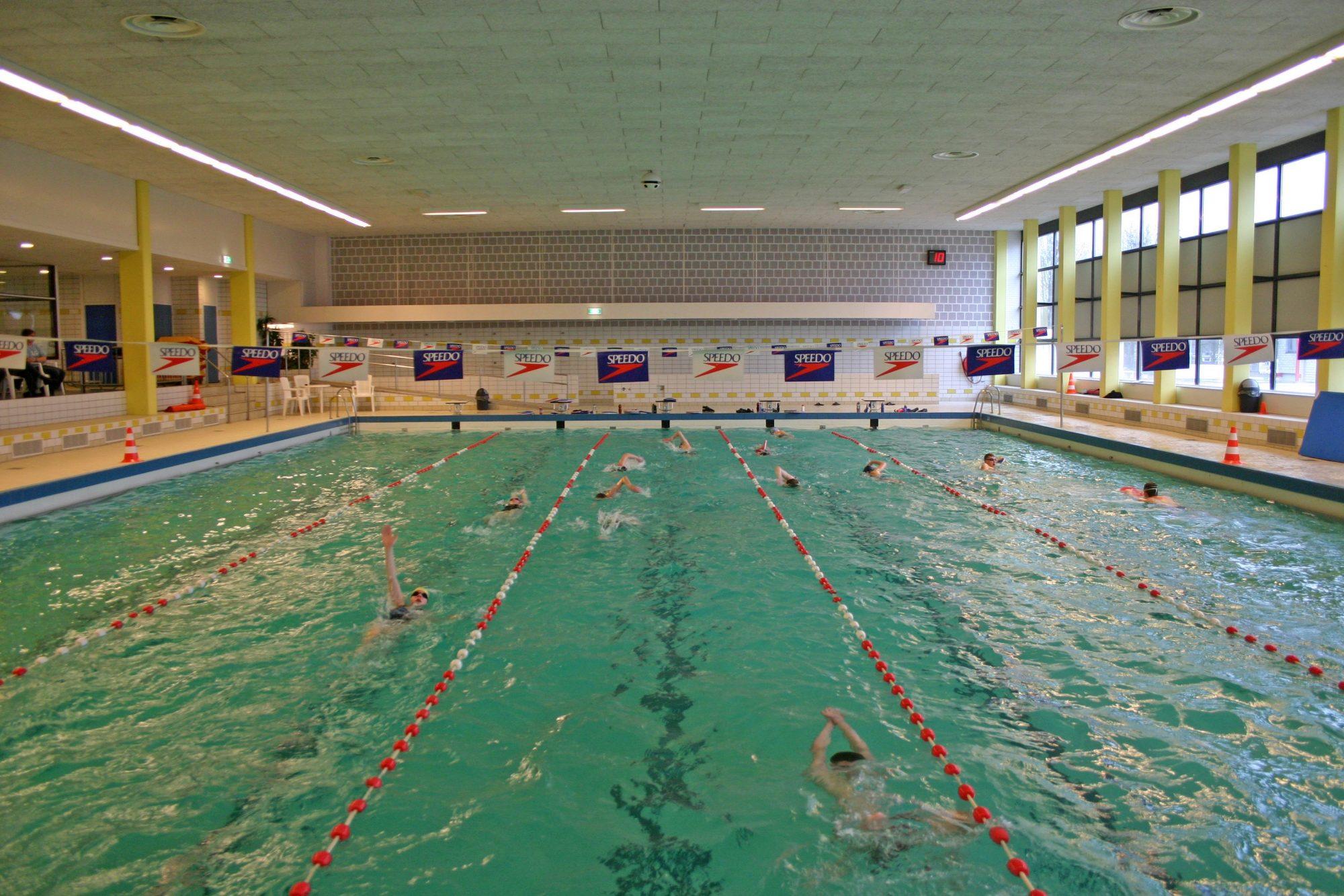 Zwembad Dolfijn Hoogeveen.Geen Ijsbaan Maar Nieuw Bovenregionaal Zwembad Hoogeveen